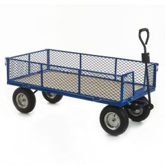 Industrial Plywood Base Trucks with Sides - 500kg