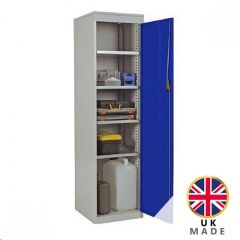 Premium Tool Cabinet with 4x pull-out shelves