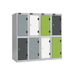 Probe ShockBox Inset Laminate Low Lockers - Low Height Laminate Lockers