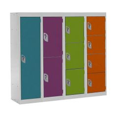 Spectrum School Lockers - 1100mm High