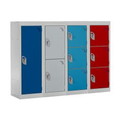 Primary School Lockers - 900mm High