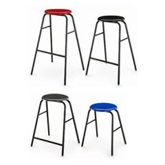 School Button Stools