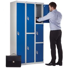 Secure Lockers - Ideal for the Office, Industrial Workplace and Schools