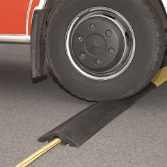 Small Rubber Cable Protector Ramp