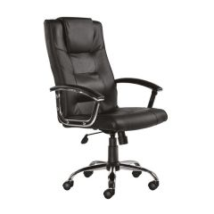 Somerset Executive High Back Leather Chair - 24 Hours Delivery