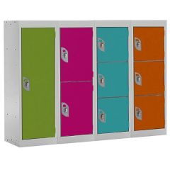 Spectrum Primary School Lockers - 900mm High