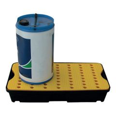 TUFF Spill Trays with Grate