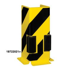 U Shaped Steel Racking Protectors