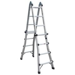 Drabest Telescopic Folding Ladders (EN131)