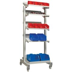 Tilting Shelf Trolleys