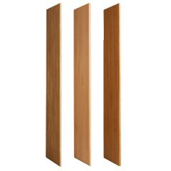 Timber End Panels