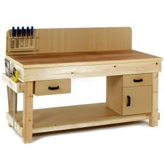 Timber Workbenches - 1200kg UDL