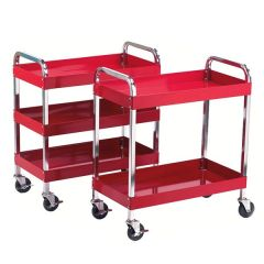 Tool Trolleys with Two or Three Shelves