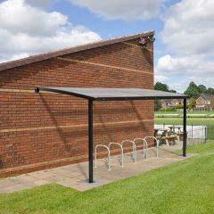 TUFF Wall Mounted Cycle Shelter