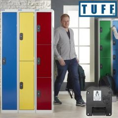 TUFF Coin Operated Lockers