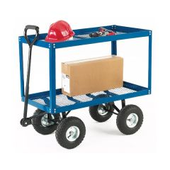 Two Tray Platform Truck - 150kg
