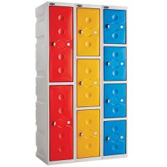 Probe UltraBox Plastic Lockers
