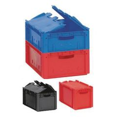 Value Hinged Lid Containers