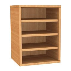 Wall Mounted 4 Compartment Pigeonhole Unit