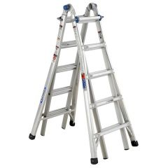 Werner Multi-Purpose Telescopic Ladder