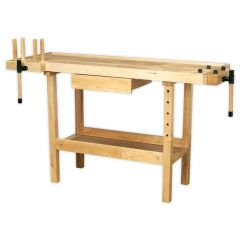 Wooden Workbenches - 200kg