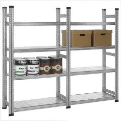 Value Galvanised Steel Shelving
