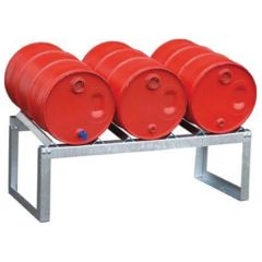 Drum Support and Accessories for Steel Sump Pallet