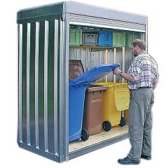 Metal Roller Shutter Storage Container
