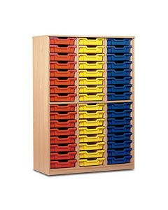 Monarch Tray Cupboard with 48 Trays