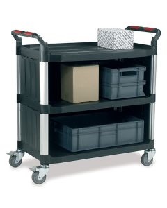 Utility Trolleys with Enclosure