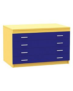 A1 Plan Chest with Drawers