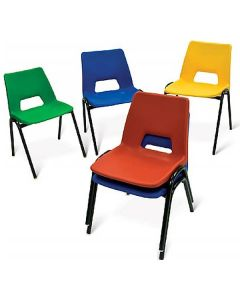 Adult Plastic Stacking Chairs