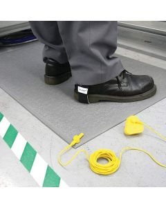 2 Metre Grounding Cable for Anti Static Matting