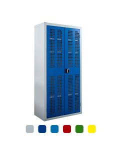 Armour 1800H Perf Storage Cupboards