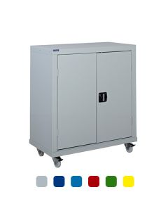 Armour Mobile Steel Storage Cupboard