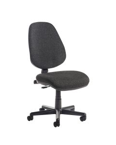 Bilbao Budget ICT Fabric Medium Back Chair - 24 Hr Delivery