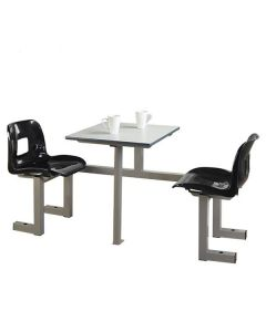 KD 2 Seater Canteen Unit - Flat Pack