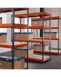 TUFF Shelving 200KG 300mm Deep 3 Bay Bundle Deal