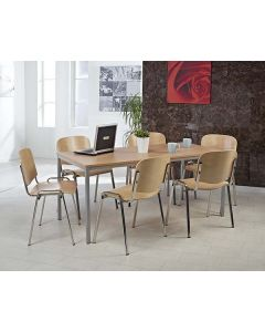 Tutbury Canteen Table and Chair Set