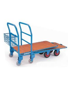 Nesting Cash and Carry Trolleys