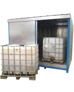Chemical Store for IBC Storage