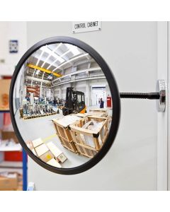 Detective Magnetic Observation Mirrors