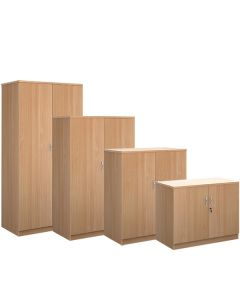 Deluxe Wooden Cupboards - Choice of 4 Sizes