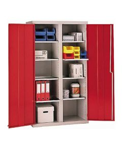Divider Cupboards with 8 Pull-Out Shelf Trays