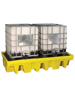Poly Open IBC Pallets