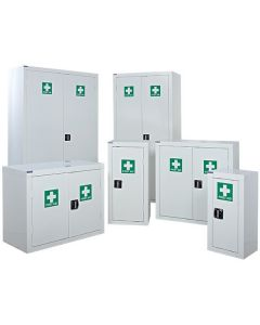Floor and Wall First Aid Cabinets
