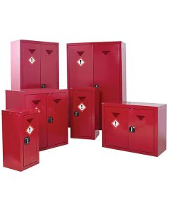 Agrochemical & Pesticide Storage Cabinets