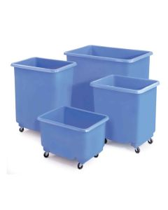 Glass Fibre Container Trolleys