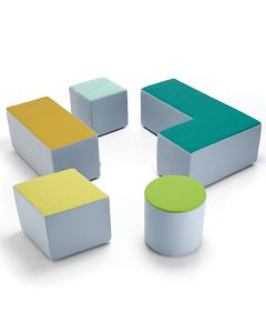 Groove Modular Breakout Seating