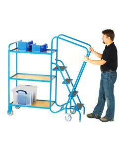 GS Approved Order Picking Trolley